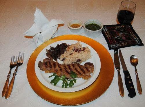 Elkhorn Inn Dinner Menu, Elkhorn Inn & Theatre